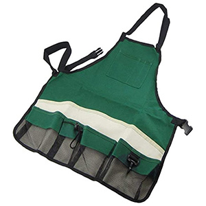 SYOOY Garden Apron with Pockets