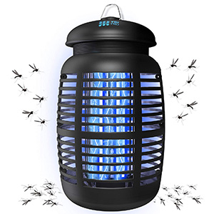 TBI Pro Bug Zapper and Attractant