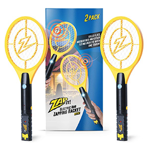 Zap It Bug Zapper Twin Pack