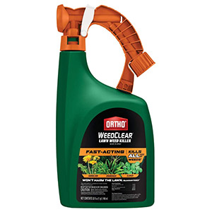 Ortho WeedClear Weed Killer