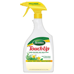 Scotts TouchUp Weed Control for Lawns