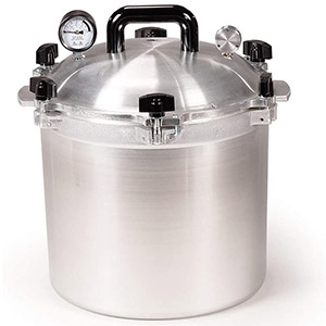 All American 921 Canner