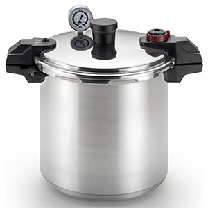 T-Fal Pressure Canner with Pressure Control